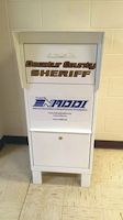 Sheriff Drop Off Box